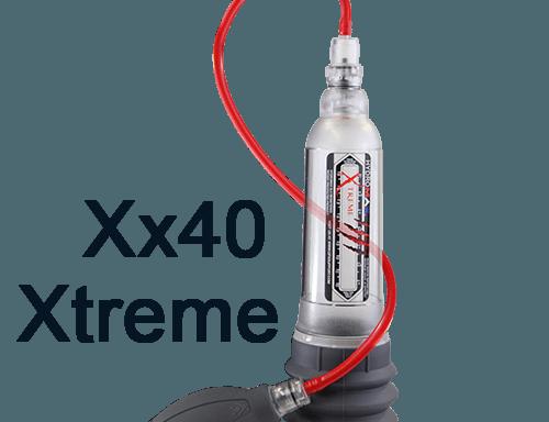 هيدروماكس اكستريم X40