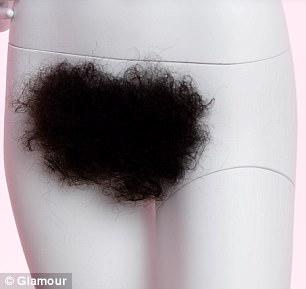قص شعر العانة لبيان وتطويل الذكر بسرعة قصيرة