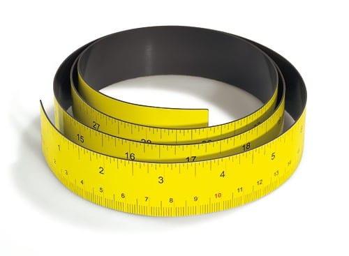 قياس طول القضيب