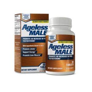 Ageless Male من اسماء ادوية سرعة القذف